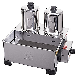Comprar Esterilizador, 2 Bules com Termostato, 1,7 litros cada, 750W-Marchesoni