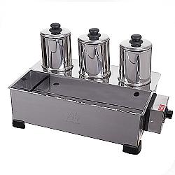 Comprar Esterilizador, 3 Bules com Termostato, 1,7 litros cada, 750W-Marchesoni