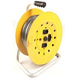 Comprar Extensão elétrica com carretel 290mm 2P+T 20A PP 3x2,50mm² - 30m-Simpla