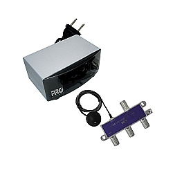Comprar Extensor de Controle Remoto Plus 75 Ohms Bivolt-Proeletronic