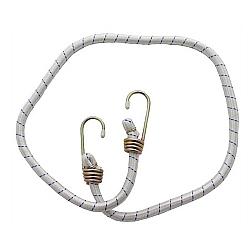 Comprar Elástico para Carga 2 Ganchos Multiuso 100 cm Branco-Lee Tools