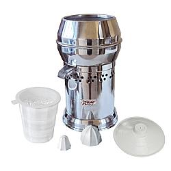 Comprar Extrator Espremedor de Suco Pequeno Corpo em Alumínio com Chave seletora 110 / 220 V-Fak Metalurgica