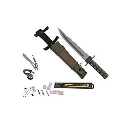 Comprar Faca T�tica Militar Apache-Echolife