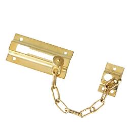 Comprar Fecho pega ladr�o dourado-Brasfort