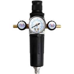 Comprar Filtro regulador de ar com 2 saídas 1/4 - ARC2158-Arcom