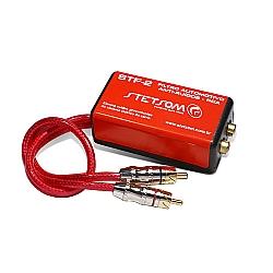 Comprar Filtro Anti Ruído Supressor RCA  Som Automotivo STF-2-Stetsom