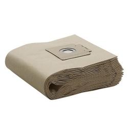 Comprar Filtro saco de papel para BIA-C T 15/1 - T 17/1 - Kit 10 peças-Karcher