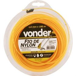 Comprar Fio de nylon redondo 2.0mm x 15m-Vonder