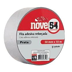 Comprar Fita Adesiva 50mmx25m Prata-Nove54