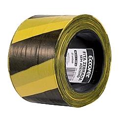 Comprar Fita Zebrada sem Adesivo 70mm x 100m-Eccofer