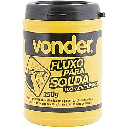 Comprar Fluxo para solda latão e bronze, com 250 g-Vonder