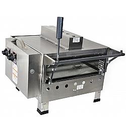 Comprar Forno Pizza Grill Fixo Refratário Luxo a Gás GLP com Infravermelho - 425 X 425-Itajobi