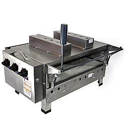 Comprar Forno Pizza Grill Fixo Refratário Luxo com Infravermelho - 715 x 425-Itajobi