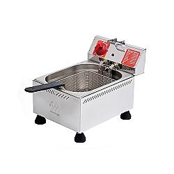 Comprar Fritadeira Elétrica 1 Tacho 6 Litros-Marchesoni