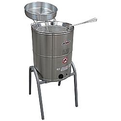 Comprar Fritadeira Elétrica Industrial Água Oleo 25 Litros 5000w 220v-Skymsen