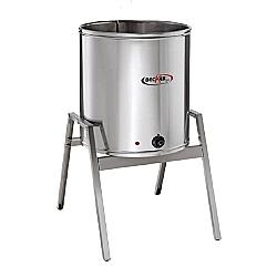 Comprar Fritadeira Elétrica Sistema Água Óleo Inox Industrial 130006 - FBS25-BECKERgo