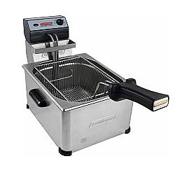 Comprar Fritadeira Profissional Elétrica, Aço Inox - 5 Litros-Cotherm
