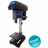 FURADEIRA DE BANCADA, 13 MM, 250 WATTS, BIVOLT, CURSO DO EIXO DE 50 MM- RDM1301B2 (101000043)