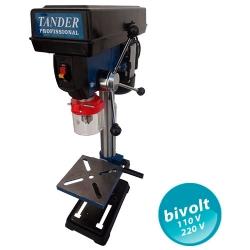 Comprar Furadeira de Bancada, 16 mm, 375 Watts, Bivolt, Curso do eixo - 60/80 mm - RDM1600B-Tander Profissional