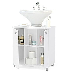 Comprar Gabinete para Banheiro 2 Portas-Politorno