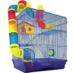Comprar Gaiola Labirinto 3 Andares Para Hamster E Roedores-American Pets