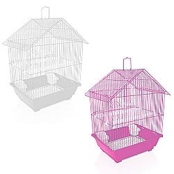 Comprar Gaiola Pássaro Ave Mod 02 Triangular ref.209-American Pets