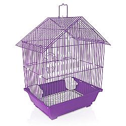 Comprar Gaiola Pássaro Ave Modelo 02 Triangular, Roxo - 209-American Pets