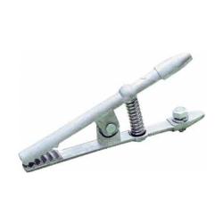 Comprar Garra negativa 300 ampéres em alumínio - N300-Carbografite