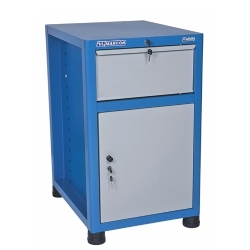 Comprar Gaveteiro modular com 1 porta e 1 gaveta - GP1-Marcon
