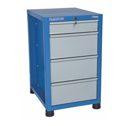 Comprar Gaveteiro modular com 1 porta e 4 gavetas - GP4-Marcon