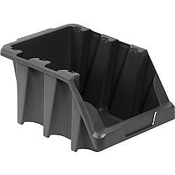 Comprar Gaveteiro plástico, modelo prático, nº 7, preto-Vonder