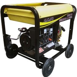 Comprar Gerador de Energia a Diesel Monofásico 3 kva partida manual - ND3100 110v/220v-Nagano