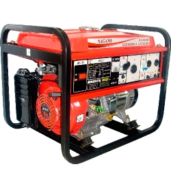 Comprar Gerador de Energia a Gasolina, 4 tempos, Monofásico, 4 KVA, Partida manual - BIVOLT 110/220v - NG4000 110/220v-Nagano