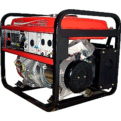Comprar Gerador de Energia a Gasolina, 06 kVA, Monof�sico 110/220 V, Partida Manual - 4 tempos - NG6000-Nagano