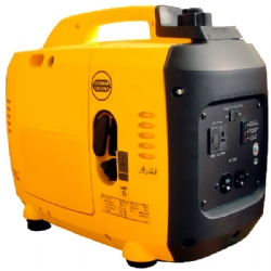 Comprar Gerador de Energia a Gasolina, Monofásico, Partida manual, 2.6 kVA Silenciado - IG2600-Nagano
