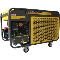 Comprar Gerador de Energia a Diesel, Monofásico 110/220v, 11.5 KVA, Partida Elétrica, Refrigerado a Água,NDE12EA-Nagano