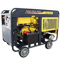 Comprar Gerador de Energia a Diesel, Monofásico 110/220v, 19 kva, Partida elétrica - NDE19EA-Nagano