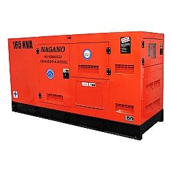Comprar Gerador a Diesel Trifásico 110/220v 60 HZ Partida Elétrica Silenciado Cabinado Motor - ND165000ES3-Nagano