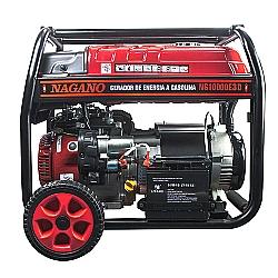 Comprar Gerador a Gasolina Trifásico 9 KVA 60HZ Partida Elétrica 220/380 V Motor 16HP 192FB - NG10000E3D-Nagano