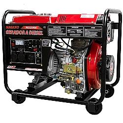 Comprar Gerador de Energia a Diesel 3.75 KVA Monofásico Partida Manual – ND3200M-Nagano