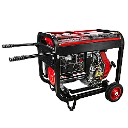 Comprar Gerador de Energia a Diesel, 8 KVA, Monof�sico Partida El�trica - ND8000E-Nagano