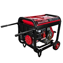Comprar Gerador de Energia a Diesel, 8 KVA, Partida Elétrica - ND8000E3-Nagano