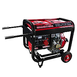 Comprar Gerador de Energia a Diesel, 8 KVA, Partida Elétrica - ND8000E3D-Nagano