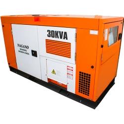 Comprar Gerador de Energia a Diesel Trifásico 30 kva-Nagano