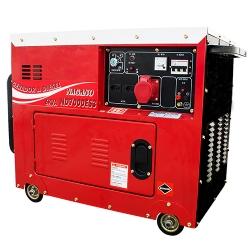 Comprar Gerador de Energia a Diesel, Trifásico 220V/380V, 6.0 kva, Partida elétrica Silenciado - ND7000ES3D-Nagano