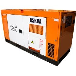 Comprar Gerador de Energia a Diesel Trifásico 65 kva - ND65000ES3-Nagano