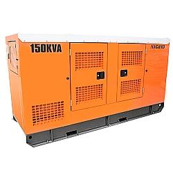 Comprar Gerador de Energia a Diesel, trifásico, partida elétrica silenciado, 150 kva, motor nagano 60hz, 110/220 V-Nagano
