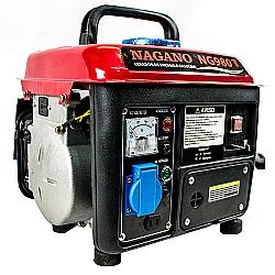 Comprar Gerador de Energia a Gasolina 0,95 KVA Monofásico 2T Partida Manual 60HZ  - NG980-Nagano