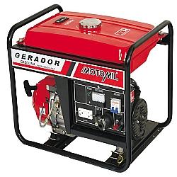 Comprar Gerador de Energia a Gasolina, 3 Kva, Monofásico 110/220v - Partida Elétrica- MG3000CLE-Motomil