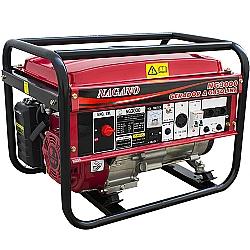 Comprar Gerador de Energia a Gasolina 3 kVA Monofásico partida manual 110/220v - NG3000-Nagano